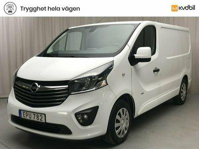 begagnad Opel Vivaro Van 1.6 CDTI (120hk)
