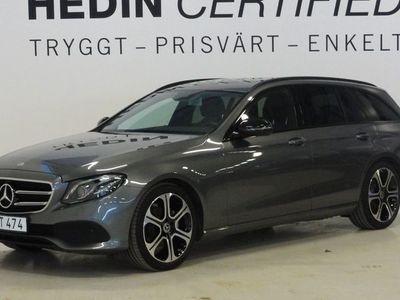 begagnad Mercedes E220 SE-Edition Drag Navi 360Kamera