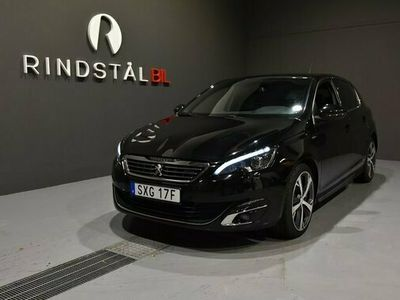 """begagnad Peugeot 308 1.2 e-THP 130 HK GT-LINE PDC NYBES 18"""""""