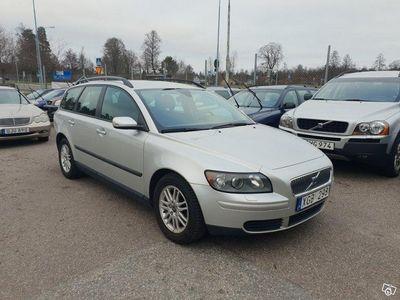 begagnad Volvo V50 1.8 k-kedja Nybesik Nyservad -06