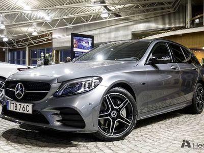 begagnad Mercedes C300 de // AMG NIGHT & DRAGKROK //