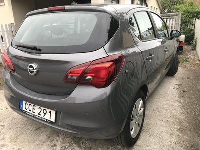 begagnad Opel Corsa 5-dörrar 1.4 ecoFLEX