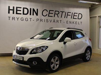 begagnad Opel Mokka MY15 5-DOOR 1.6 ECOTEC 115 HK S/S (MT5)