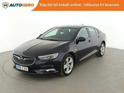 begagnad Opel Insignia 2.0 CDTI Business / Värmare Navi Head-up Läder