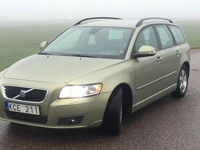 begagnad Volvo V50 1.6D DRIVe 2010, Kombi 48 493 kr - 62 153 kr