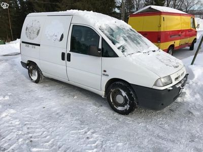 begagnad Citroën Jumpy 1,9 tdi -99