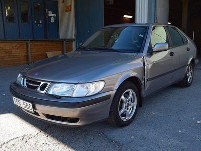brugt Saab 9-3 2.0 T 5-dörrar Auto NYBES