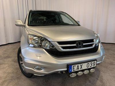 brugt Honda CR-V 2.2 i-CTDi 4WD Executive