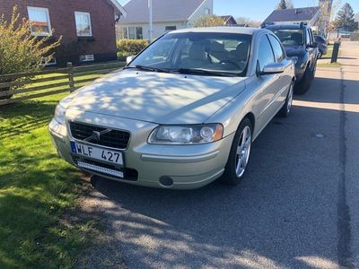 begagnad Volvo S60 2.5T 209hk