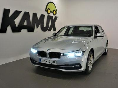 begagnad BMW 320 d Sportline M-ratt Drag (190hk)