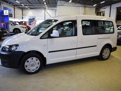 begagnad VW Caddy Maxi Life 1.6 TDI 7-sits D-V -14
