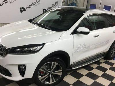 begagnad Kia Sorento 2.2 CRDi Aut AWD GT-Line
