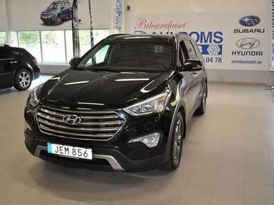 begagnad Hyundai Santa Fe Grand 2.2 CRDi-R A6 4WD PremiumPlus-6 2016, SUV 199 900 kr