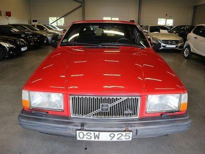 used Volvo 740 GLE 2.3 116hk Manuell -90