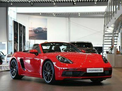 begagnad Porsche 718 Boxster GTS 4.0 400hk