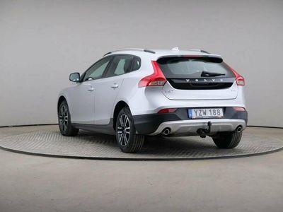 begagnad Volvo V40 Cross Country D4 Business Advanced Aut Voc Nav Drag