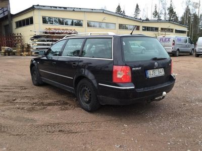 begagnad VW Passat highline 1.8t -04