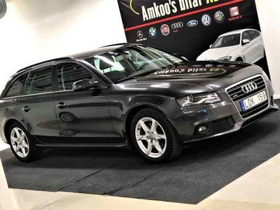 begagnad Audi A4 Avant 2.0 TFSI E85 quattro Proline 18