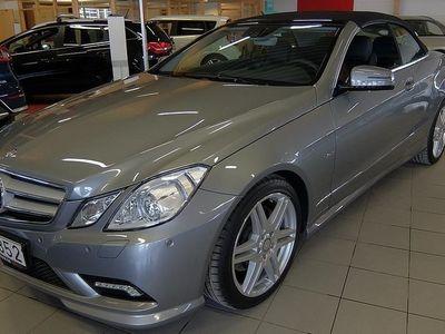 begagnad Mercedes 350 E BenzCab 7G-tronic AMG-paket Navi 2010, Cab 299 000 kr
