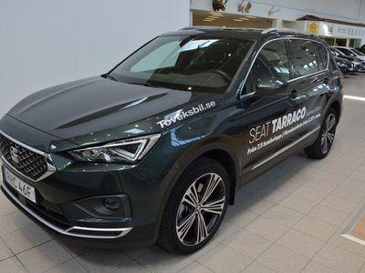 gebraucht Seat Tarraco 2.0 TDI 4DRIVE DSG Sekventiell Euro 6 7-sits 190hk