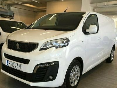 begagnad Peugeot Expert L2 PRO 2.0 BHDi drag värmare 2020, Transportbil Pris 289 900 kr
