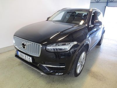 begagnad Volvo XC90 D5 AWD Geartronic Inscription 7-sits 235hk