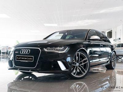 brugt Audi RS6 Avant 4.0 TFSI V8 560HK DYNAMIC/HEADUP/21 TUM
