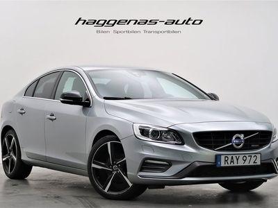 begagnad Volvo S60 D5 R-Design NAVI 2015, Sedan 199 000 kr