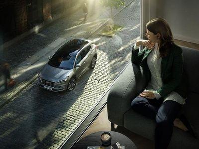 begagnad Hyundai Tucson 1.6 T-GDi AUT KAMPANJ!