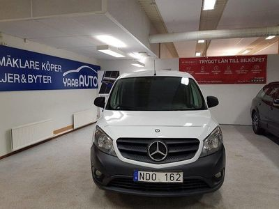begagnad Mercedes Citan 109 CDI 90hk