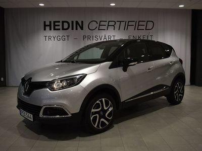 begagnad Renault Captur Dynamique NAV 1.2 TCe DCT, 120hk