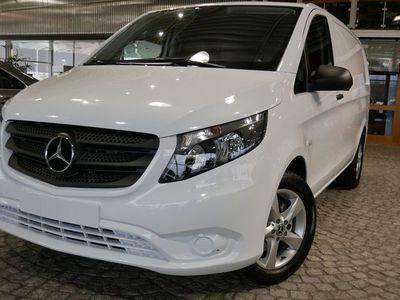 begagnad Mercedes Vito 116 CDI SKÅP LÅNG DEMO
