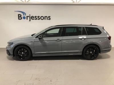 begagnad VW Passat Sportscombi 2.0 TSI 4Motion