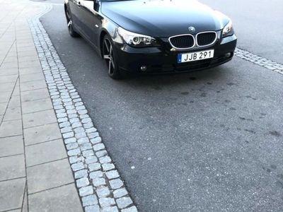 begagnad BMW 520 e60 d