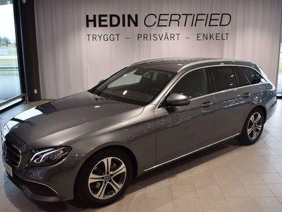 begagnad Mercedes E200 200 d Fleet Edition