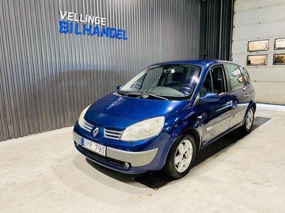 begagnad Renault Scénic 2.0/135HK/10000MIL