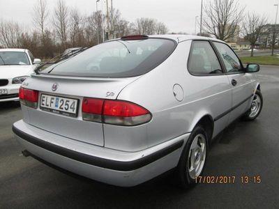 begagnad Saab 9-3 2,0 T SE (6900Mil 1 Ägare) -99