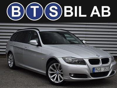 begagnad BMW 318 d Touring 143hk