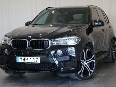 used BMW X5 M 575hk -15