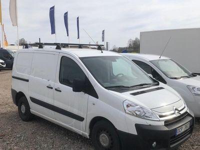 begagnad Citroën Jumpy 2.0Van HDI Skåp 2014, Personbil 74 900 kr