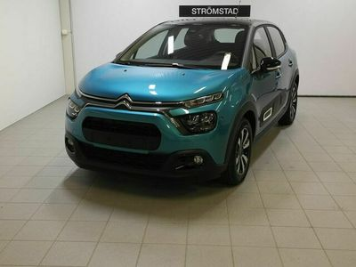begagnad Citroën C3 Shine