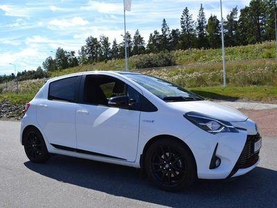 begagnad Toyota Yaris 1,5 Elhybrid GR-Sport Vhjul ingå