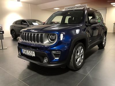 begagnad Jeep Renegade 1.0 GSE T3 120CV S&S LIMITED FW -18