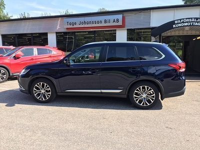 begagnad Mitsubishi Outlander 2,2D Business -17