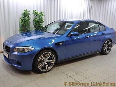 begagnad BMW M5 DCT V8 560hk (F10) Sv-Såld