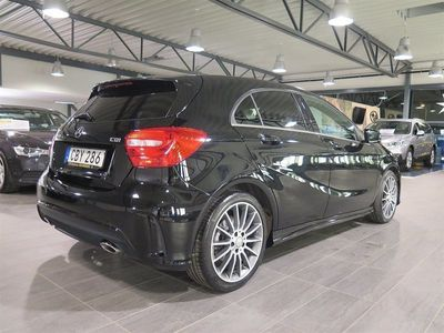 gebraucht Mercedes A200 CDI 5dr W176 (136hk) AMG LINE Automat