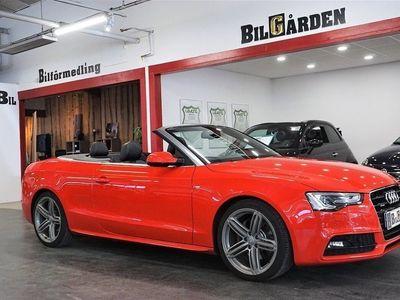 begagnad Audi A5 Cabriolet S-line 0:-kontant 2256:-mån