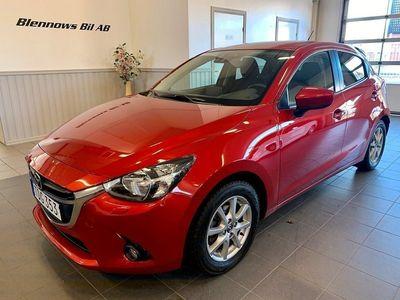 begagnad Mazda 2 21.5 Automat Vision 2016, Halvkombi 129 900 kr