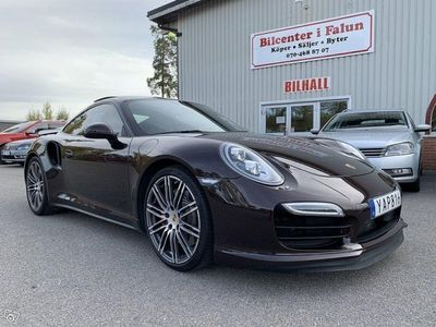 begagnad Porsche 991 Turbo/PDK/PDLS/Auto/ -14