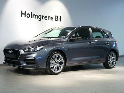 begagnad Hyundai i30 5d 1.4 T-GDi N-Line